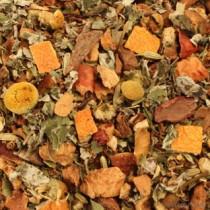 Zimt-Orange natürlicher Früchtetee