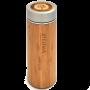 Thermobecher aus Bambus 400ml - to go Isolierkanne, Kaffeekanne