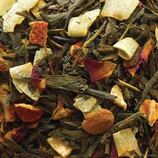 Grüner Winter - Tee