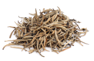 China Silvery Needle Pai Mu Tan - Weißer Tee