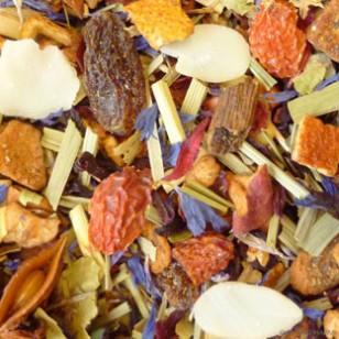 Winterkräuter Tee