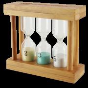 Teatimer Bambus - Tee Sanduhr