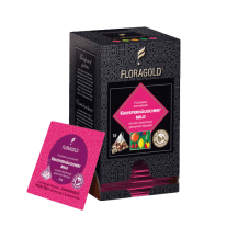 Knusperhäuschen® (Früchtetee) im Pyramidenbeutel