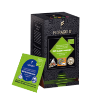 Bio Glücksdrache® (Grüntee) im Pyramidenbeutel