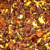 Schokolade-Chili - Datteltee