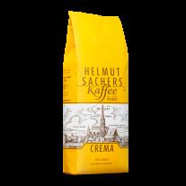 Helmut Sachers - Kaffee Crema - ganze Bohne (500g)