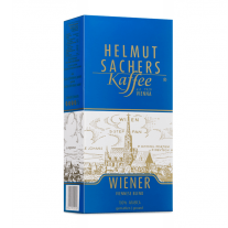 Helmut Sachers - VIENNESE/WIENER Mischung - Kaffee gemahlen (250g)