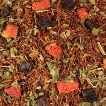 Erdbeer-Sahne Früchtetee