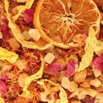 Tropenhimmel - Früchtetee mit Mango Mandarine