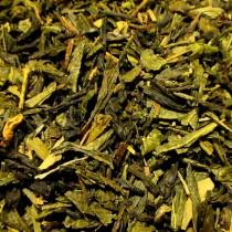 Grüner Tee mit Ginkgo