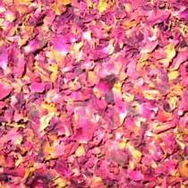 Rosenblütenblätter dunkel, Österreich