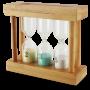 Teatimer Bambus (Tee Sanduhr)