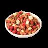 Rotes Früchtchen - natürlicher Früchtetee in der Schale