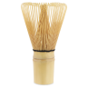 Matchabesen aus Bambus