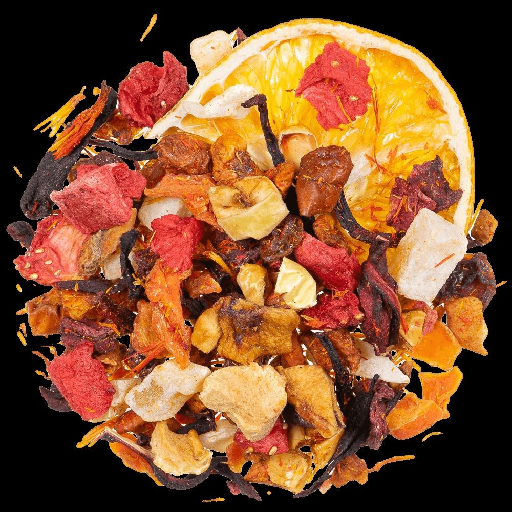 Mandarinenkuss natürlich - Eistee