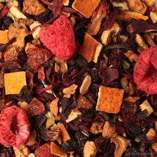 Waldfrüchte Früchtetee