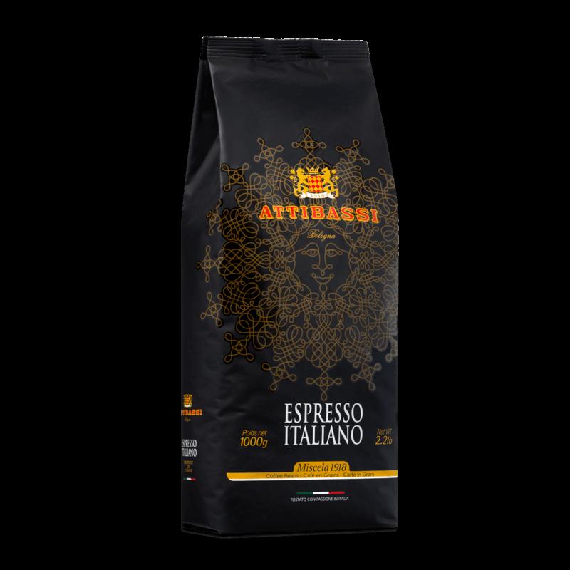 Attibassi Espresso Italiano (1kg)