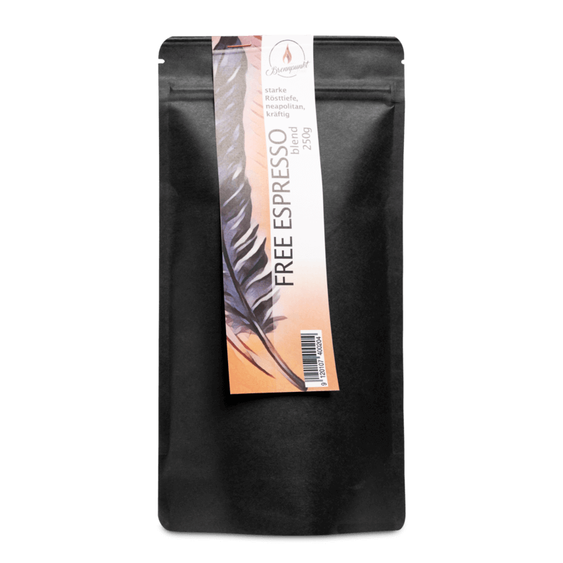 Brennpunkt || free Espresso koffeinarm