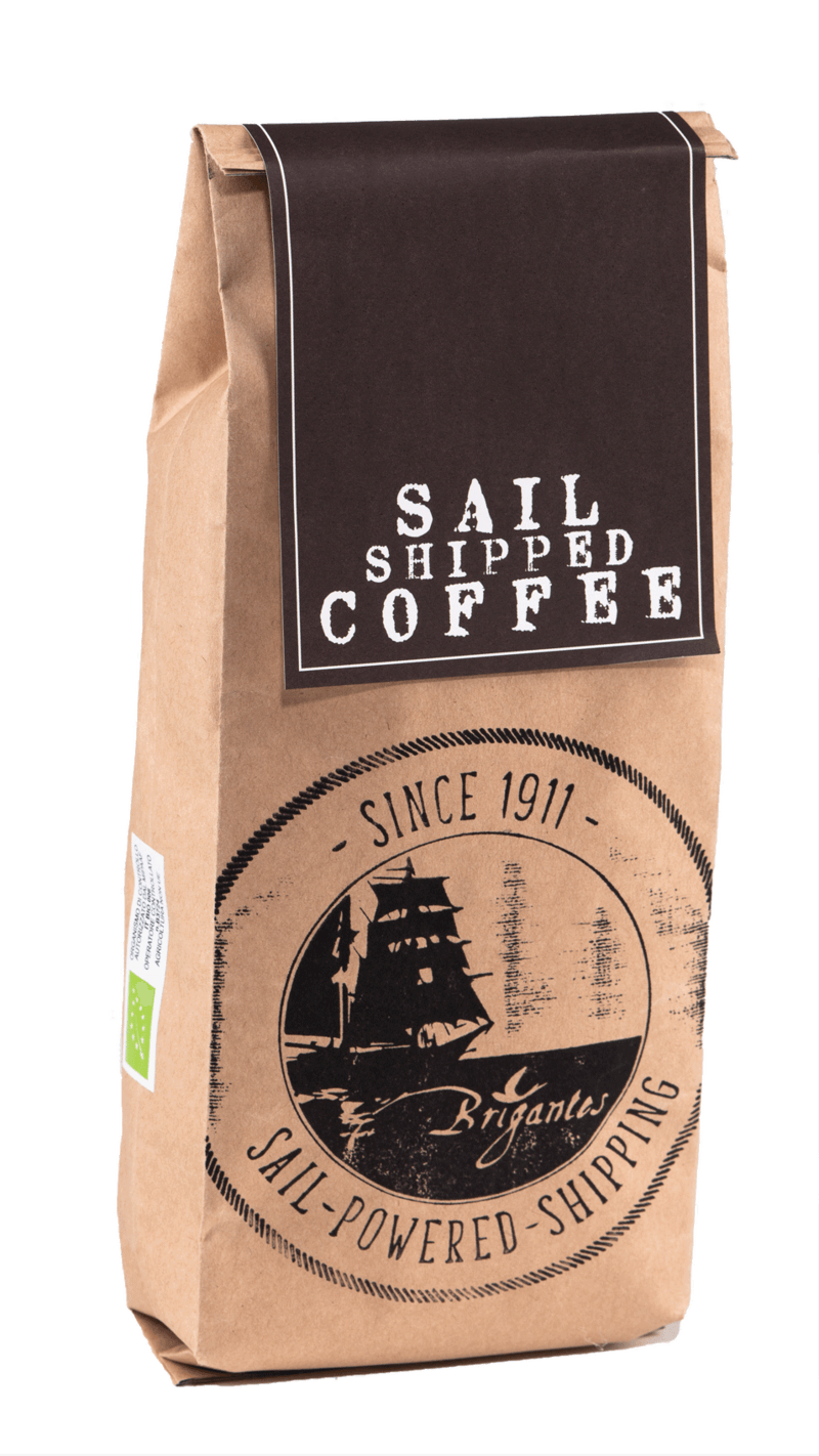 Sail-shipped Coffee - Brigantes