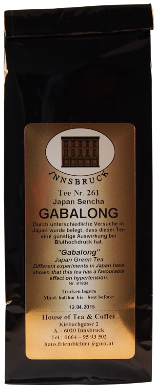 "Japan ""Gabalong"" - Packung"