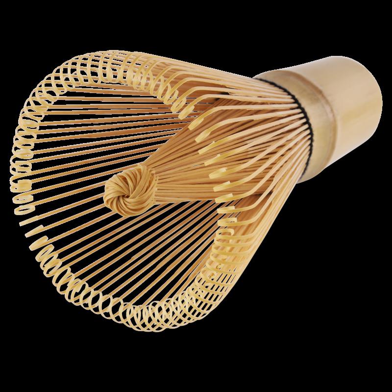 Bambusbesen für Matcha