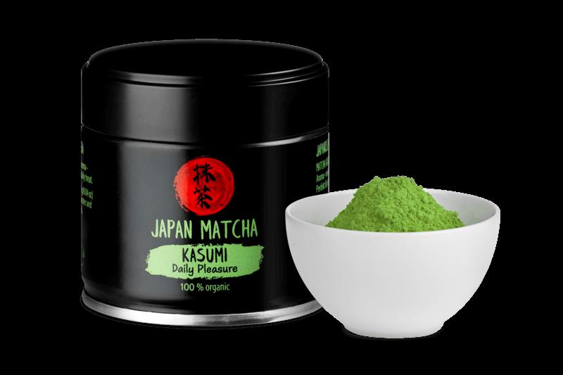 Matcha Kasumi Bio