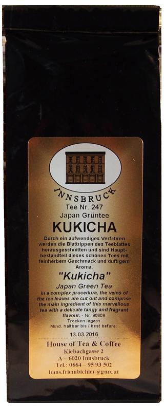 Japan Kukicha - Packung