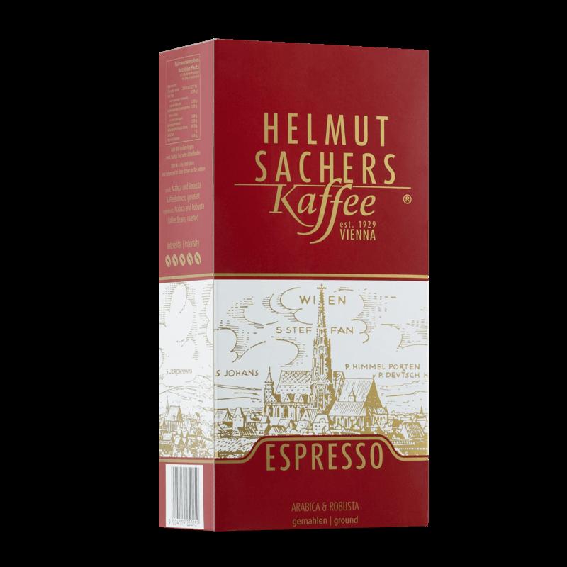 Helmut Sachers - MOCCA ESPRESSO