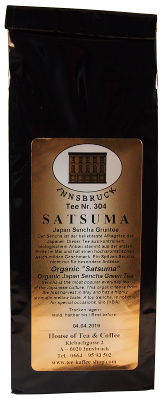 "Japan ""Satsuma"" - Packung"