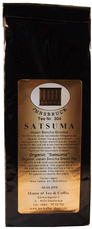 """Japan """"Satsuma"""" - Packung"""