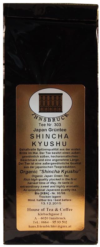 Japan Shincha Kyushu - Packung