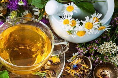 Kräutertee - Kräuter Tee