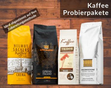 Kaffee Probierpakete