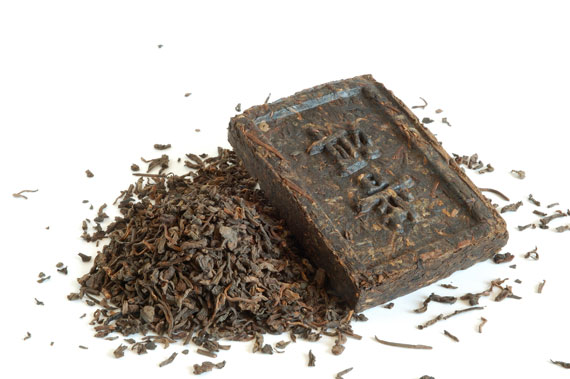 Pu Erh Tee gepresst