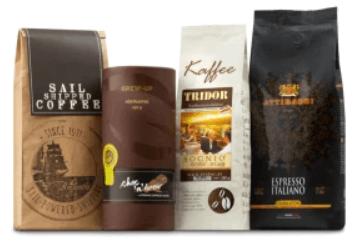Kaffee Probierpaket